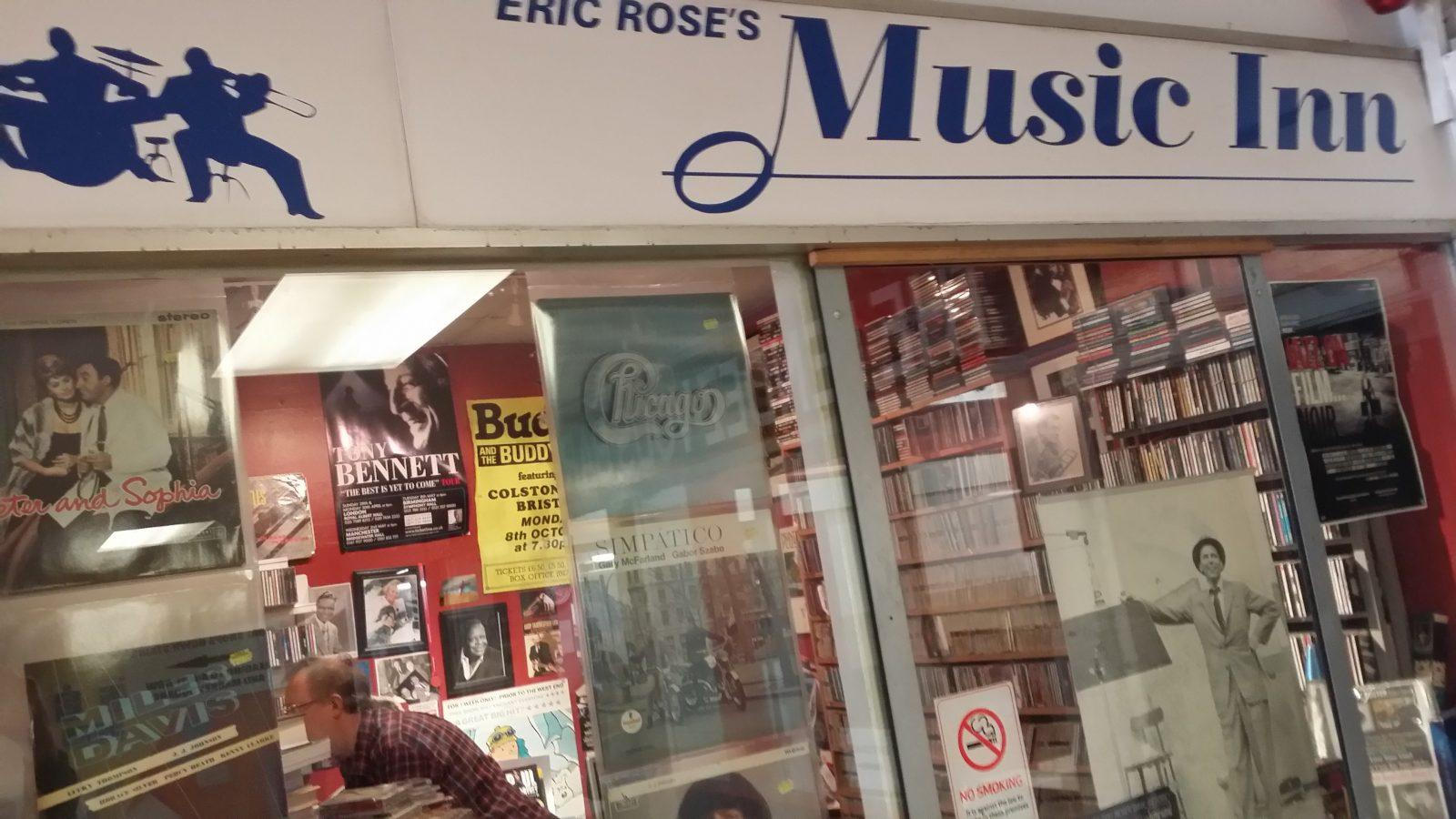 Music Inn West End Arcade