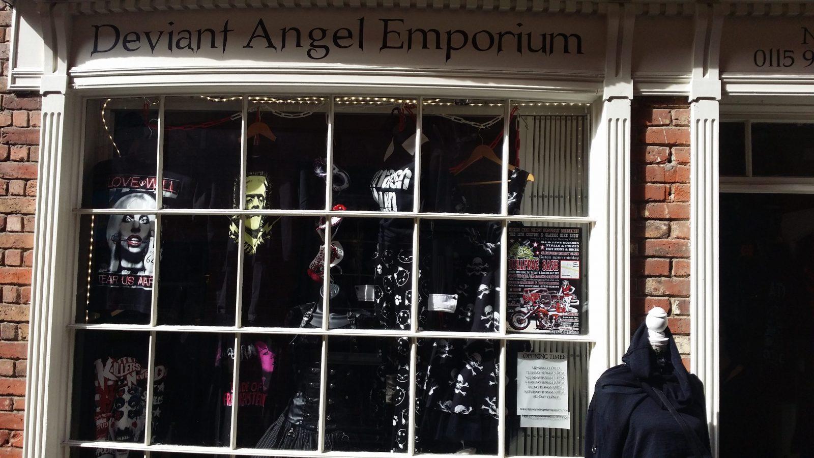 Deviant Angel Emporium